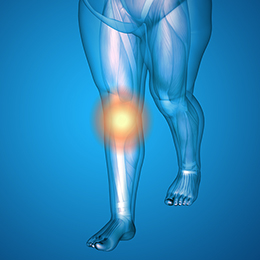 膝の痛みは冷やす?温める?