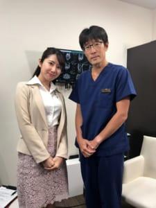 大宮ひざ関節症クリニックの変形性膝関節症に対する再生医療(PRP-FD®)がメディアの取材を受けました