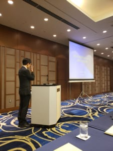 変形性膝関節症に対する再生医療の講演を行ってきましたー東京整形外科セミナーに参加してきましたー