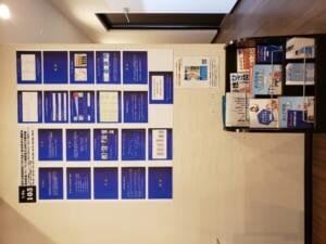 待合室に日本整形外科学会で発表したスライドを掲示しました