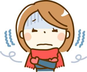 寒さと膝痛