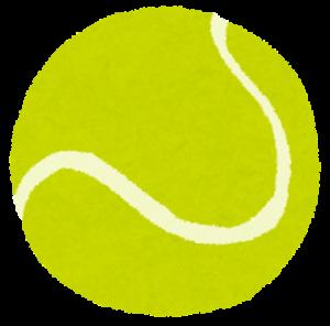 テニスボールを使ってマッサージ♪